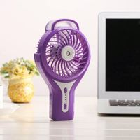 ladies hand fans rechargeable table mini cooler hand held fan with 3 speed
