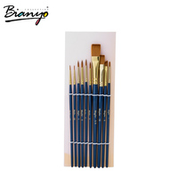 Hot sale fine Nylon hair nail art brush