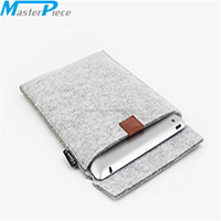 2016 New Fashion polyester felt laptop bags/cases