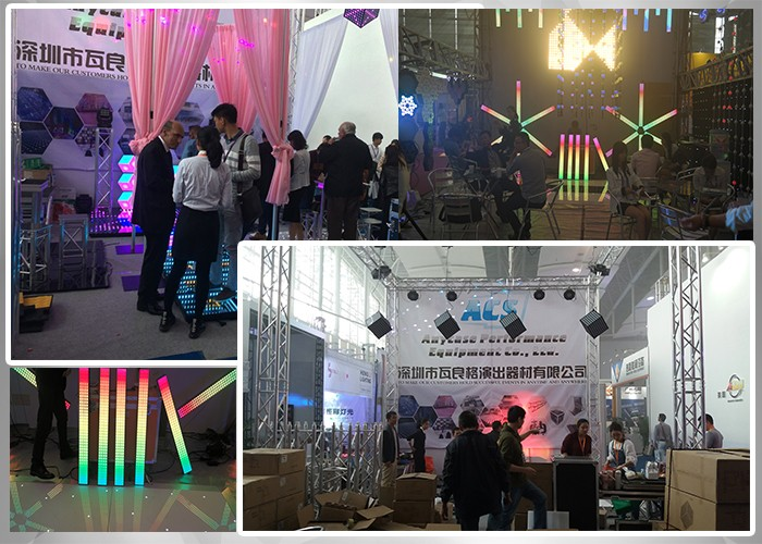Cheap portable waterproof interactive stage led starlit dance floor