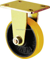 heavy duty caster rigid caster 3 inch with ball bearings