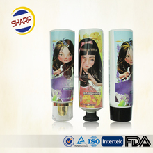 Hand lotion cream lovely packing ABL laminated cosmetic tube