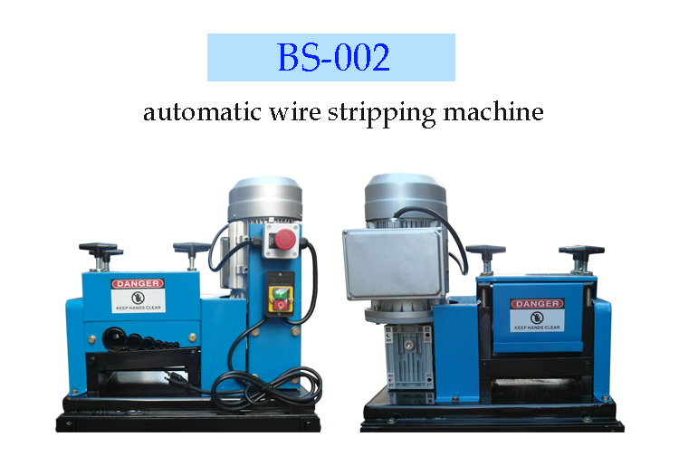 Cable Wire Stripping Machines,Coaxial Cable Stripping Machine Bs-002 ...