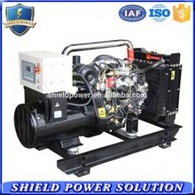 Methane gas generators bio gas engine powered set