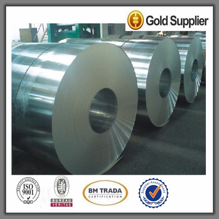 high-tensile G550 steel with a minimum yield strength of 550Mpa