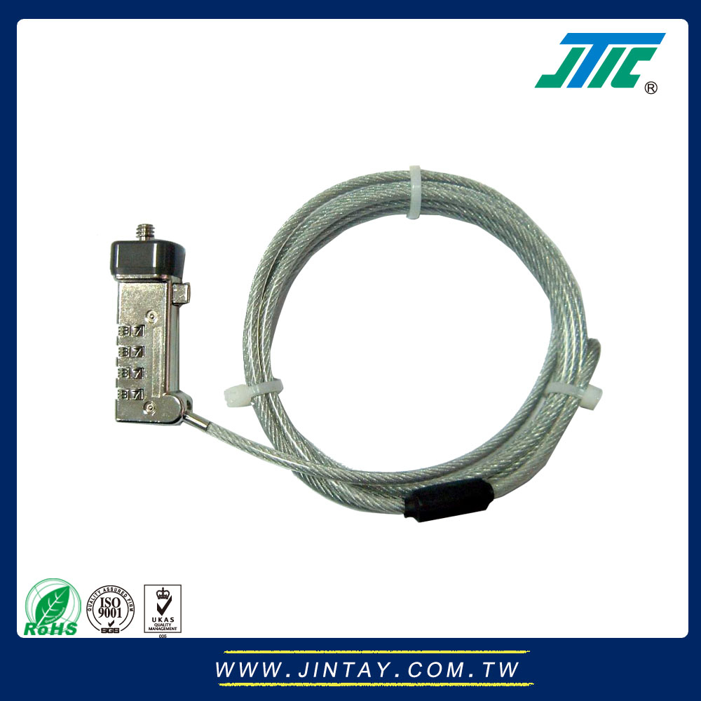Security Camera Digit Cable Lock