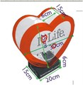 2015 New practical acrylic donation box made in China