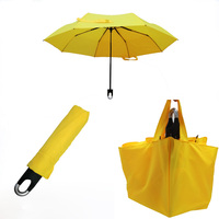 2019 latest handbag shopping umbrella light color,umbrella bag with special handle