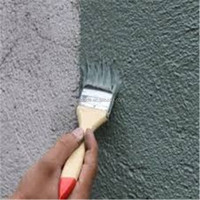 BRS concrete waterproof coating for roof, concrete flooring, bathroom (free sample)