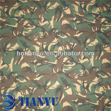 Supplier polyester cotton camouflage fabric