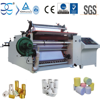 Slitting Rewinding Machine for Thermal Fax Paper Roll