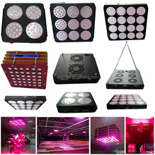 2016 Newest Greenhouse Grow Led Lights 72w / 120w / 480w / 1000w, Vegetative Control Led Grow Lights Grow Panel Grow Lamps