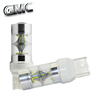 High power 12V 24V 45w 7440 t20 7443 w21/5w led auto car bulb