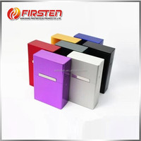 Waterproof Customized Design cigar case aluminum