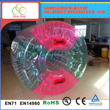 According customer's design colorful water wheels rolls