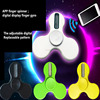 2017 Upgraded LED Finger Spinner Accessories