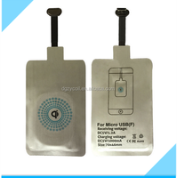 Universal Qi Wireless Charger Receiver Card For Smart Phone