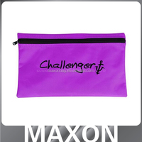 customized beautiful polyester cosmetics bags