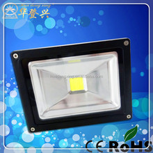CE Rohs CREE bridgelux chip fashion product radio fm 10w solar led flood light