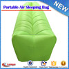 Outdoor camping bean bag sofa, Universal portable lightweight air-filled bean bag furniture