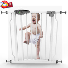 BSCI Manufacturer Home Accents Extra Tall Walk Thru Gate for baby safety