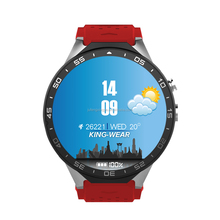 2016 high quality smartwatch phone KW88 support download App as Google, Facebook, Twitter