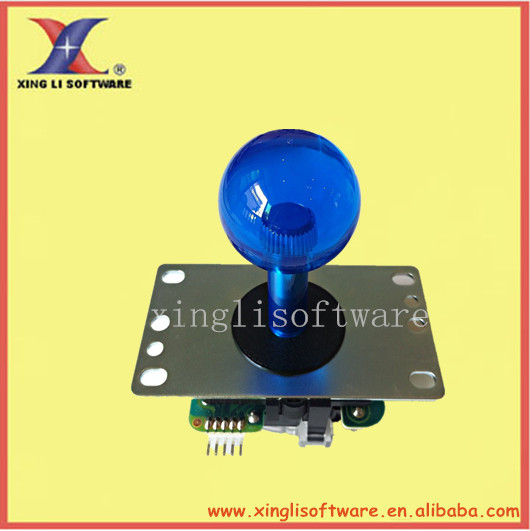 SANWA joystick JLF-TP-8YT-C- original from Japan, spare part for arcade machine