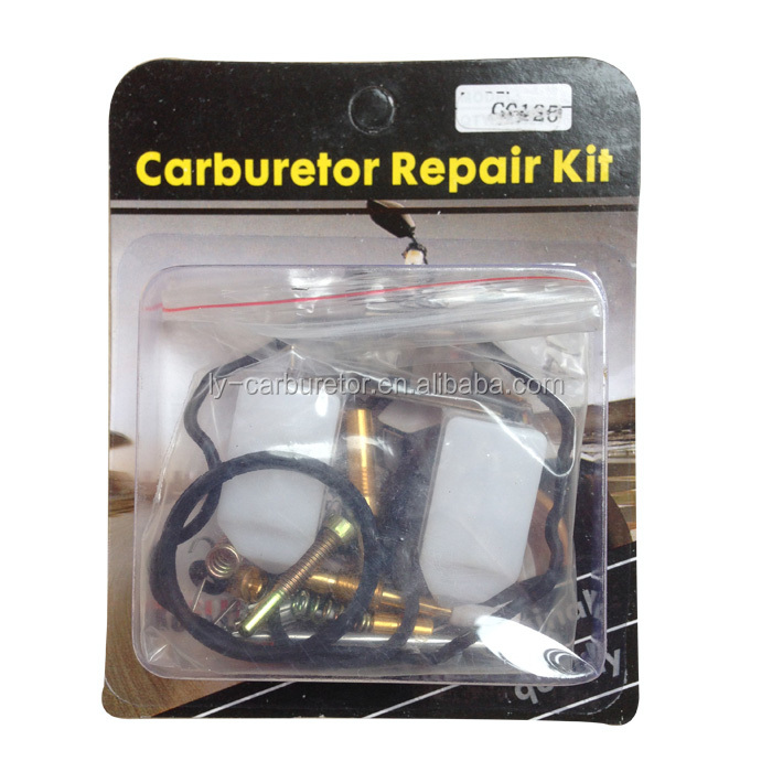 Good quality PZ26 Carburetor Carb CG125 Repair Kits