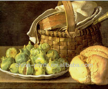 Food pictures Canvas Oil Painting By Handpainted