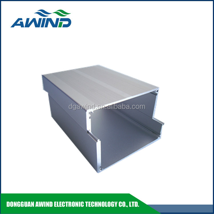 aluminum alloy shell heatsink enclosures