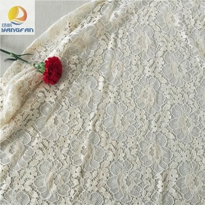korean cotton guipure lace fabric for wedding