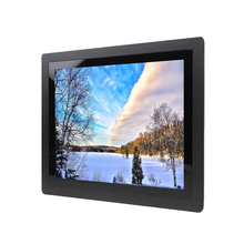 Factory Price HDMI Input 15 inch Industrial Touchscreen Open Frame LCD <strong>Monitor</strong> with Capacitive Touch