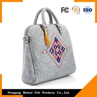 Eco Friendly Material Embroidery Tote Bags