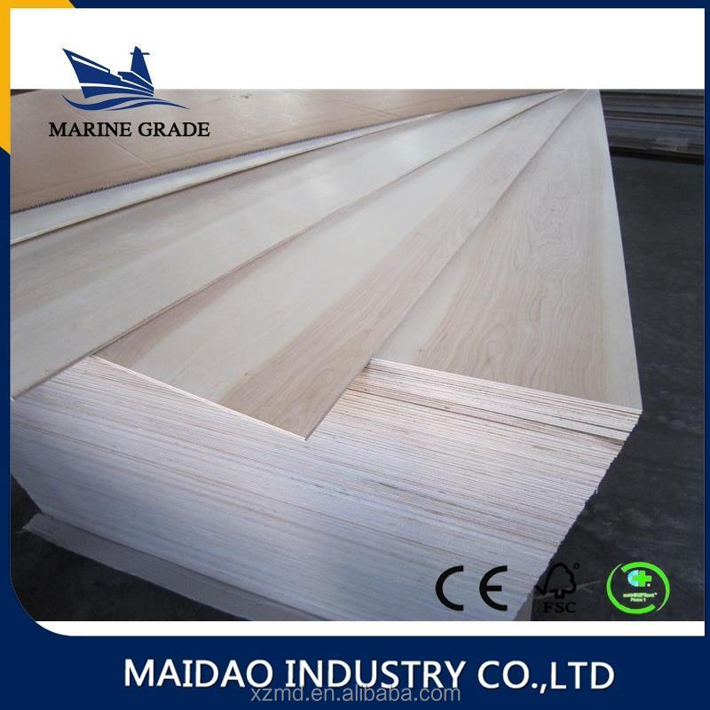 Hot selling uv birch plywood with carb certificate