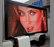 P10 Outdoor Full Color LED screen display video photo