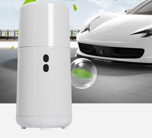 Aromatherapy Car Essential Oil Diffuser - Aroma Essential Oil Cool Mist ultrasonic Car Humidifier