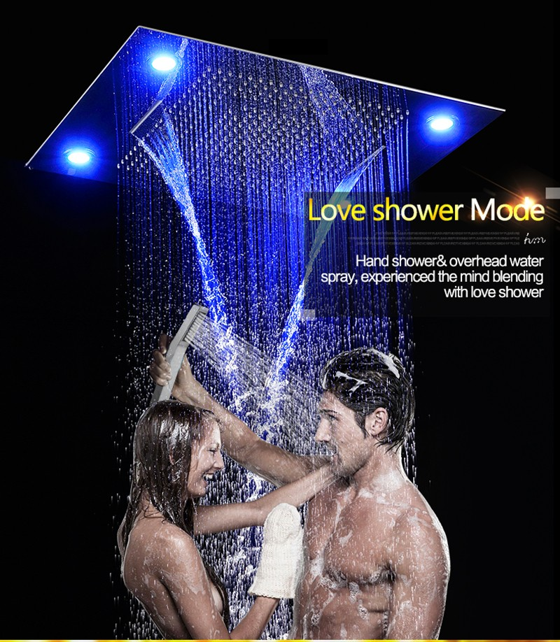 5 Star International Hotel Use Overhead Shower,Stainless Steel Shower Head
