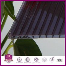 virgin lexan material twinwall polycarbonate sheet