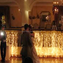 Beautiful Cheap price good quality LED wedding decoration