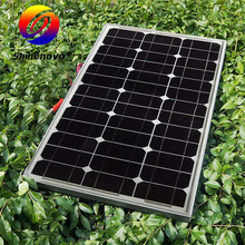 High Efficiency 85W solar panel mono/factory low price solar panel cell