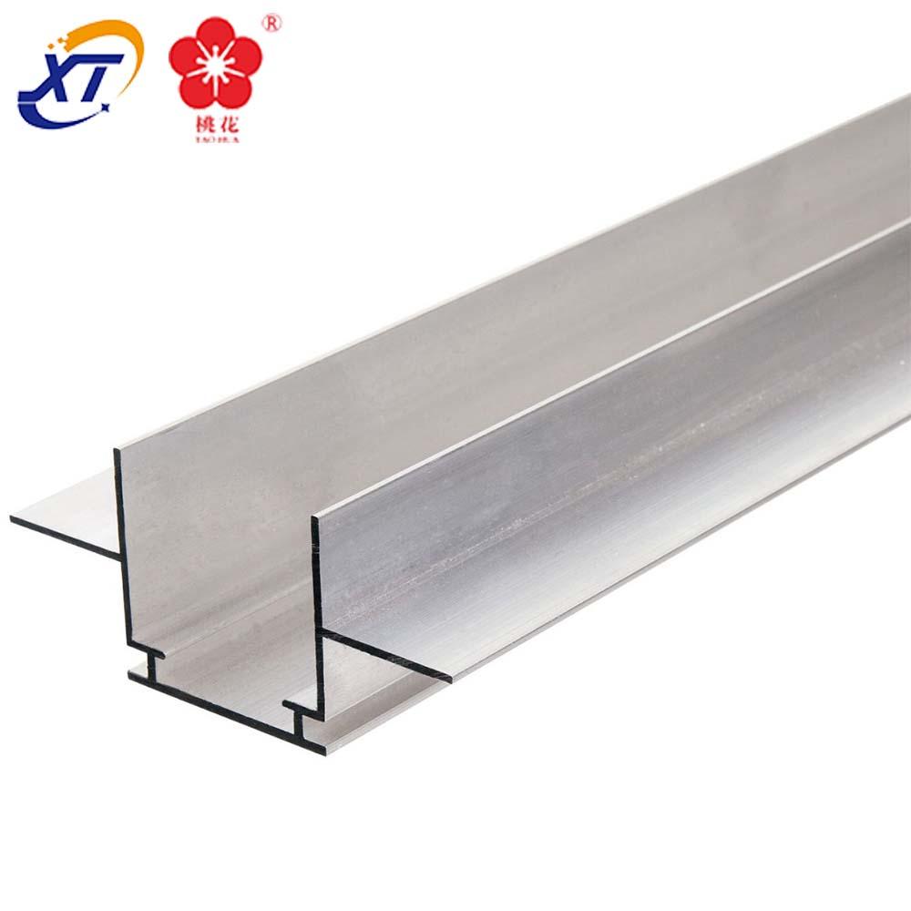 Abdeckung eloxiert Strip Lichtband LED Aluminium Profil Aluprofil