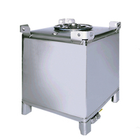 1000L Stainless Steel Ibc Tank Glue