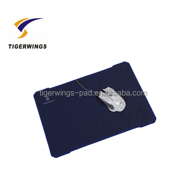 Tigerwingspad cleaner foldable calculator computer rubber mouse pad