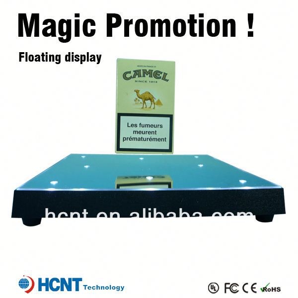 New invention 2013 !! Magnetic Floating pop display ,tile showroom display