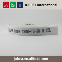 JOBRST Italy Power Tension T5 Belt with Steel Cord