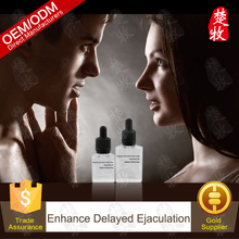 New Sex Product Long Time Sex Oil Titan Gel Pack In Glass Bottle