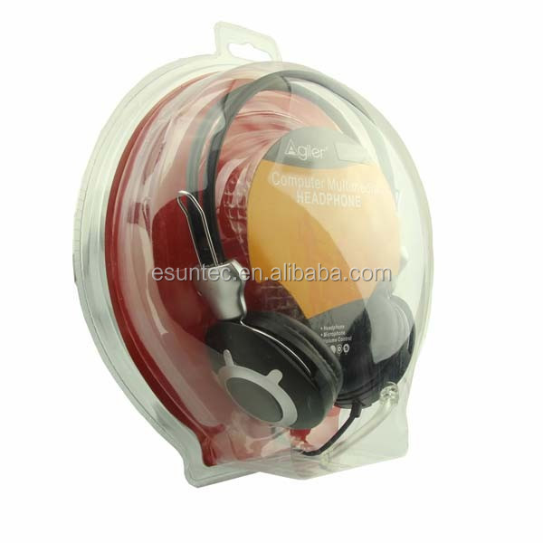 Hot Sell Headset 3.5mm Headphones Surround Sound for Mp3/Mp4/PC/Mac/PS4 808, ST-723