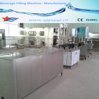 easy open can drink filling production line