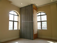 heat insulation sound proof material removable office partition walls