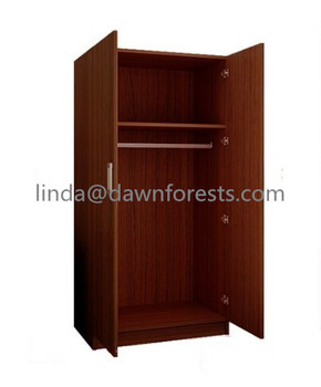 2 doors 4 doors Modern bedroom wall panel wardrobe design